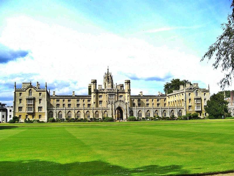 Cambridge University - Pinterest